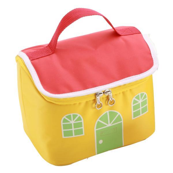 Madkassesæt til børn (gul, rød, grøn)