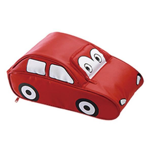Madkasse bil rød