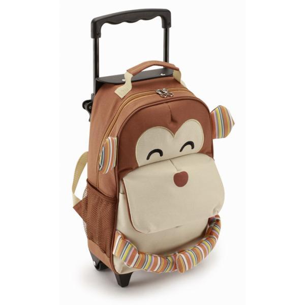 Taske på hjul abe