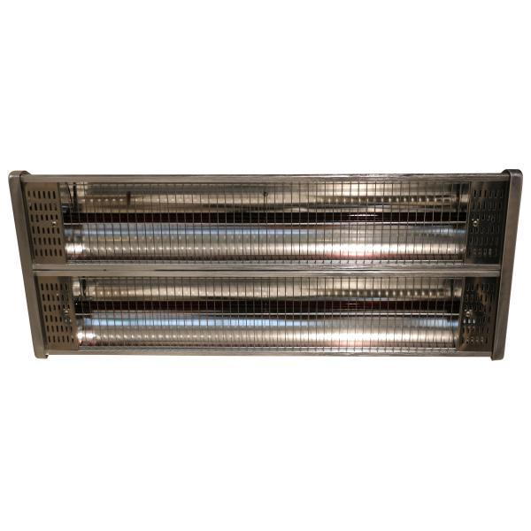 Terrassevarmer dobbelt elektrisk terrassevarmer