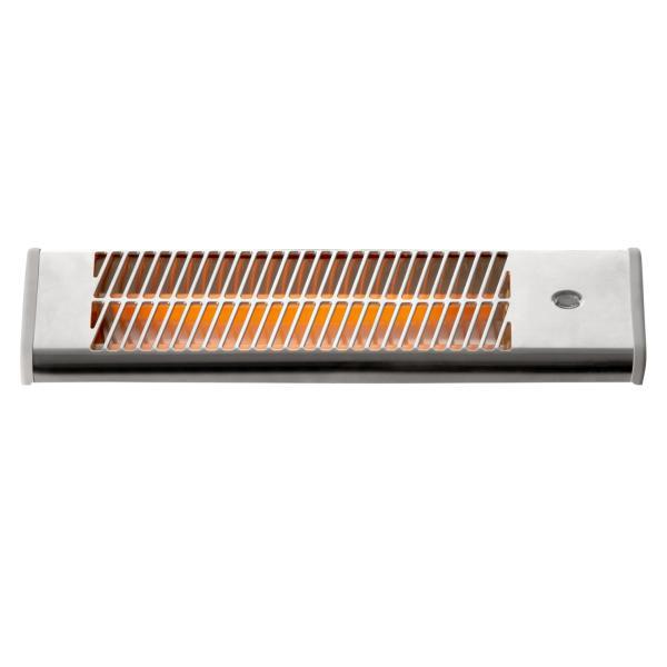 Heatus vægmonteret terrassevarmer elektrisk terrassevarmer