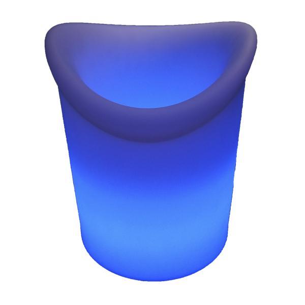 LED krukke 30x28x35cm