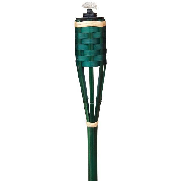 Grøn bambusfakkel 60cm fakkel