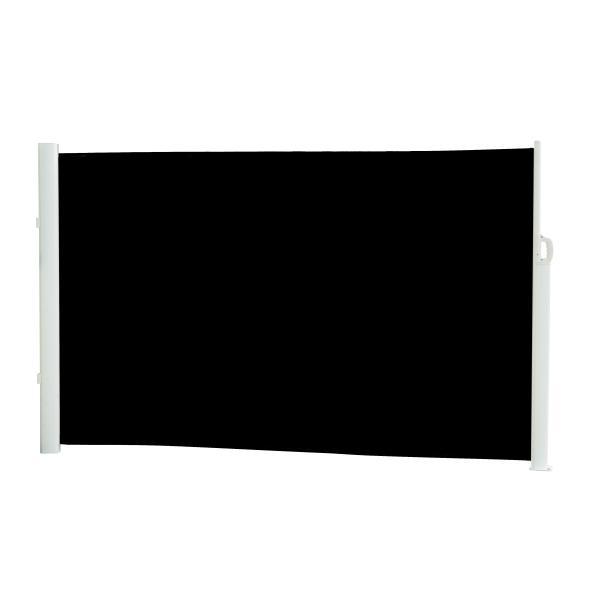 Essence læsejl lukket 300x160cm sort/hvid læsejl