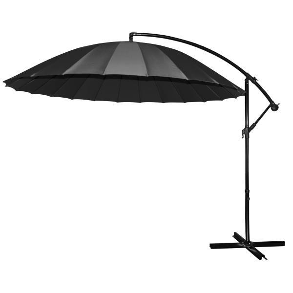 Hængeparasol sort 3M parasol