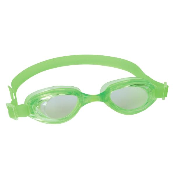 Bestway svømmebriller 3-6 år grøn