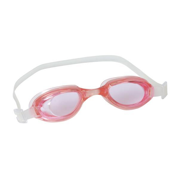 Bestway svømmebriller 3-6 år pink