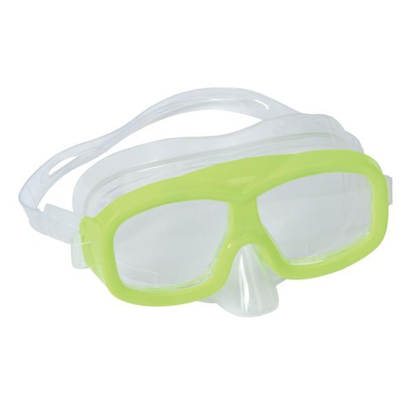 Bestway dykkermaske grøn 3-6 år