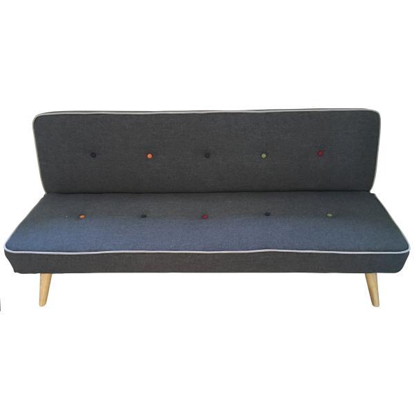 Chicago sofa mørkegrå