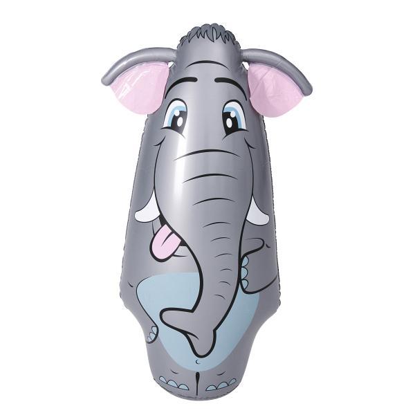 Oppustelig elefant