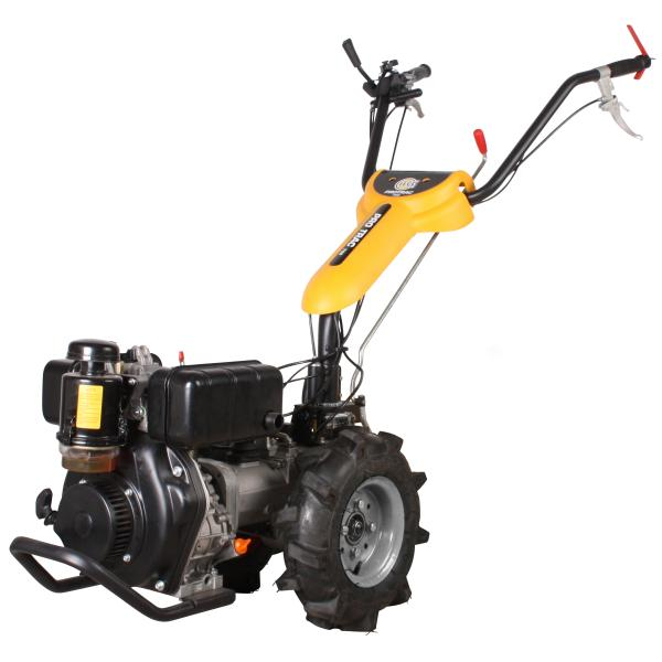 Pro Trac 750D combi machine