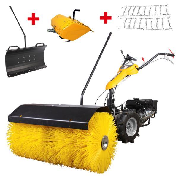Pro Sweep 750TG m/tilbehør