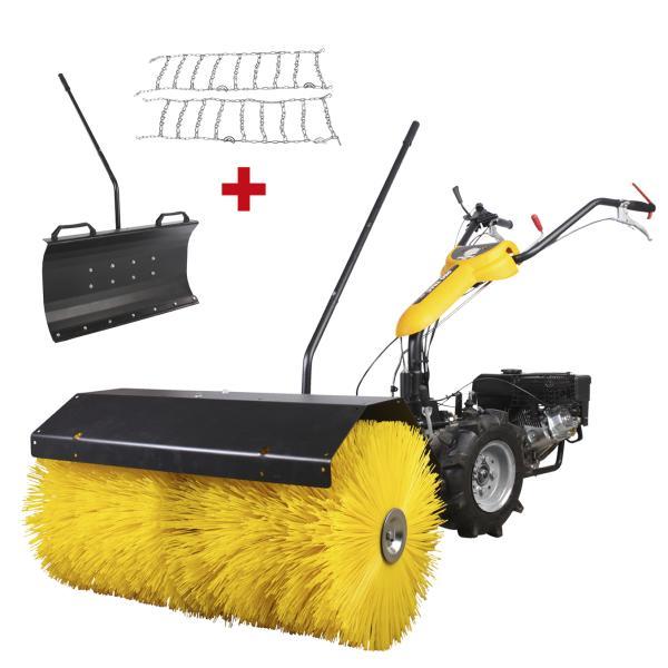 Pro Sweep 750D inkl. sneskraber og snekæder