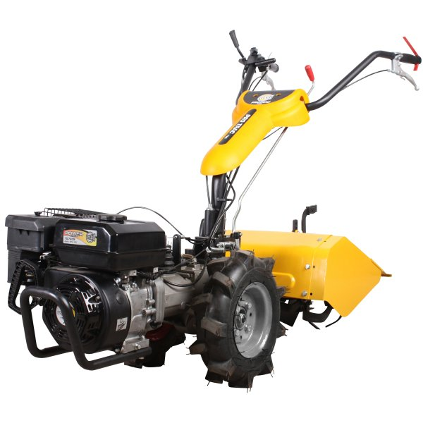 Pro Trac 750TG inkl. fræser pro trac машинасы