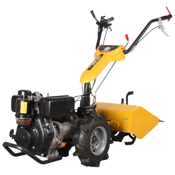Pro Trac 750D inkl. fræser pro trac машинасы