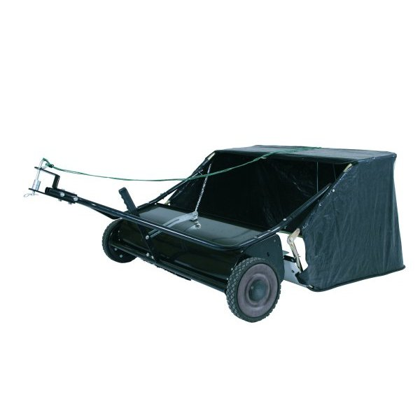Collection box for lawn tractor lawn tractor