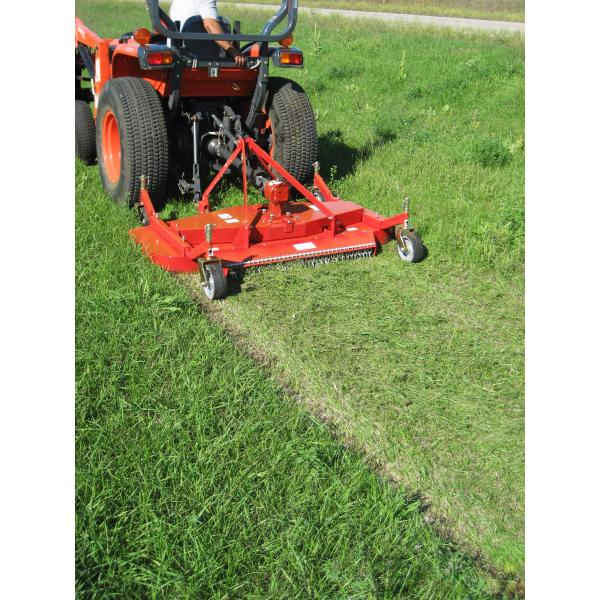 Tractor Rear Disc : Rear mounted rotor mower disc mowers texas a s
