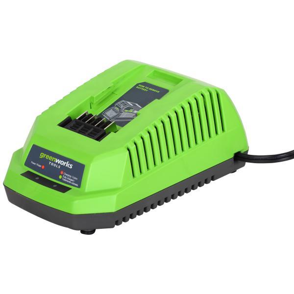 GreenWorks 40V oplader thumbnail