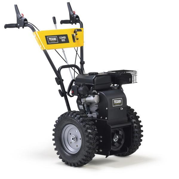 Combi 800TGE u/redskab combi maskine