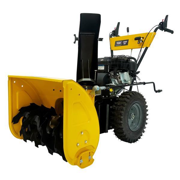 Combi 800B w/snow thrower snow blower