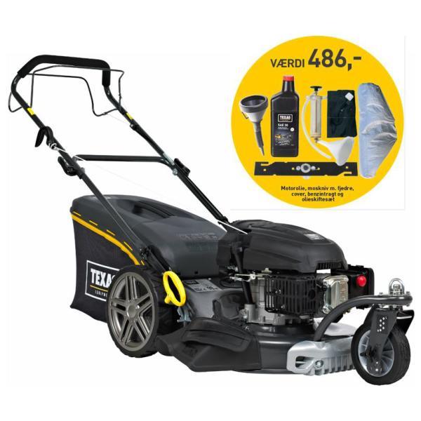Premium 5175TR/W m/tilbehør plæneklipper