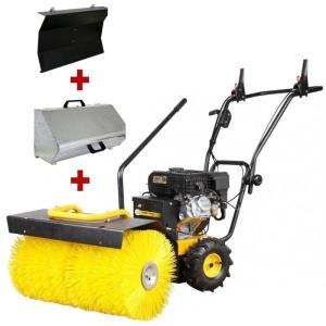 Handy Sweep 600TG pakke med skrabeblad og opsamlerkasse
