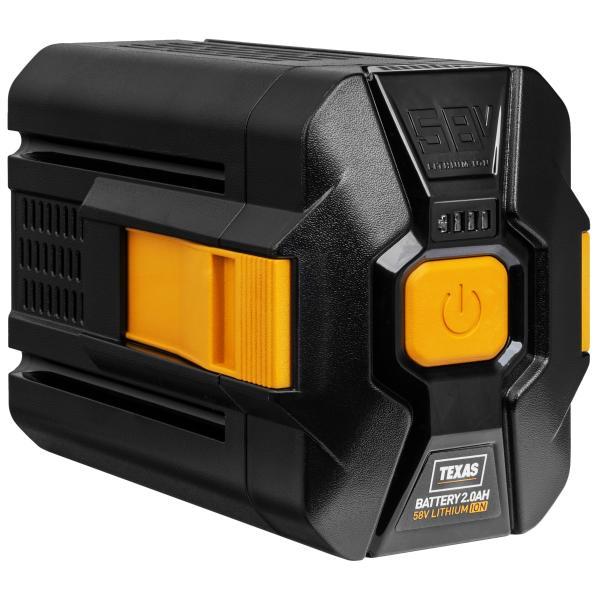 58V / 2.0Ah batteri
