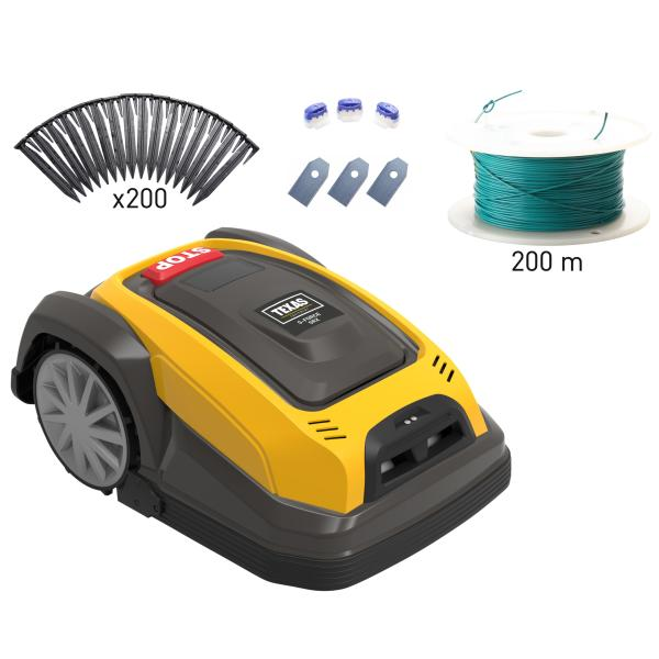 SRX1200 Robot robotic mower
