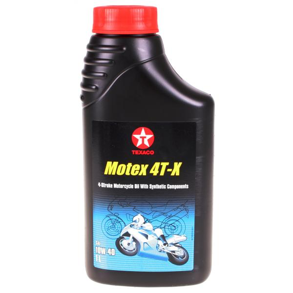 Motex 4T-X SAE 10W-40 1 L thumbnail
