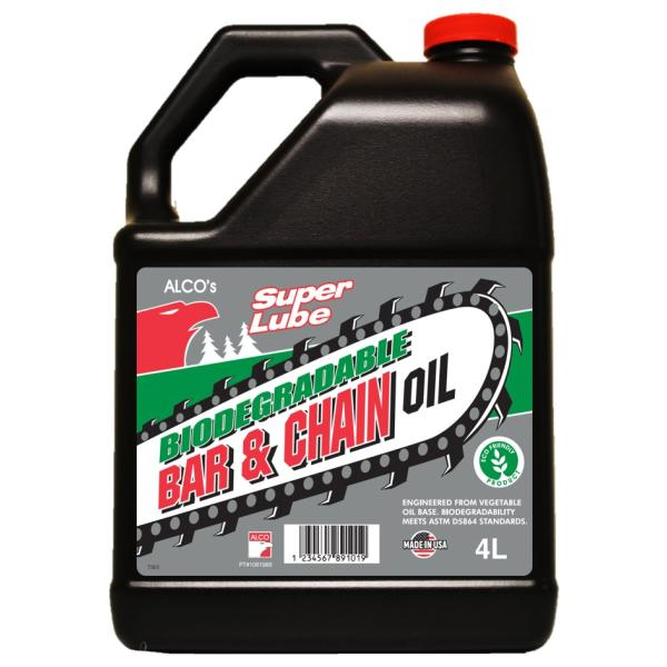 Bio kædeolie 4L